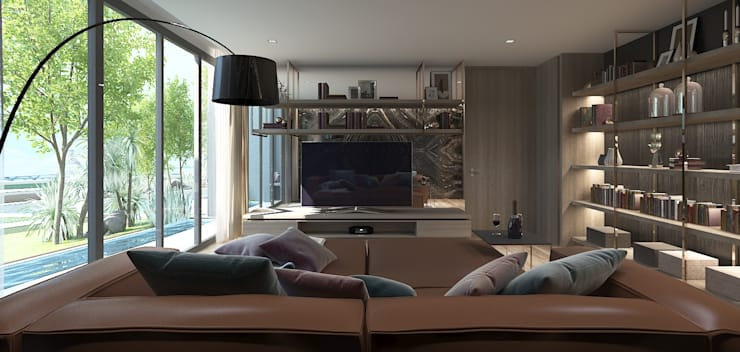 THE PANO RESIDENCE:   by TOFF (Thailand) Company Limited