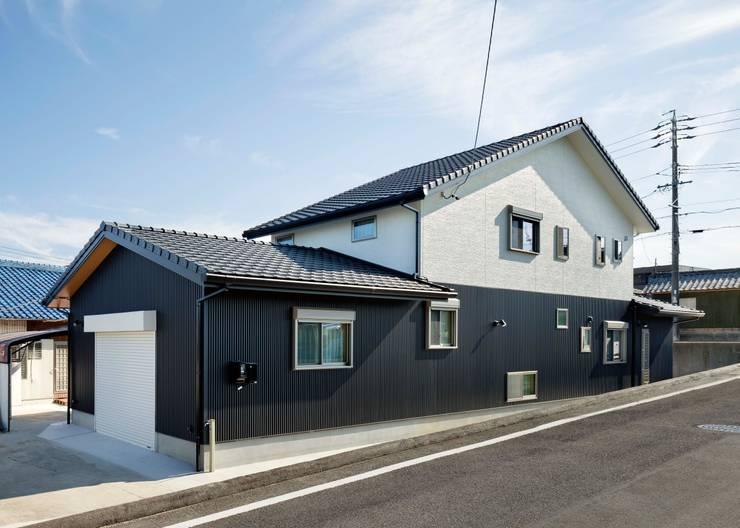 房子 by 小栗建築設計室