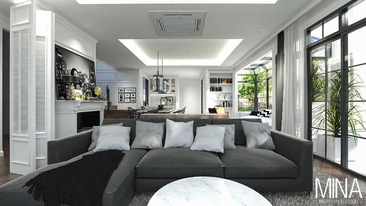 ผลงานของบริษัท:   by MINA Interior Design