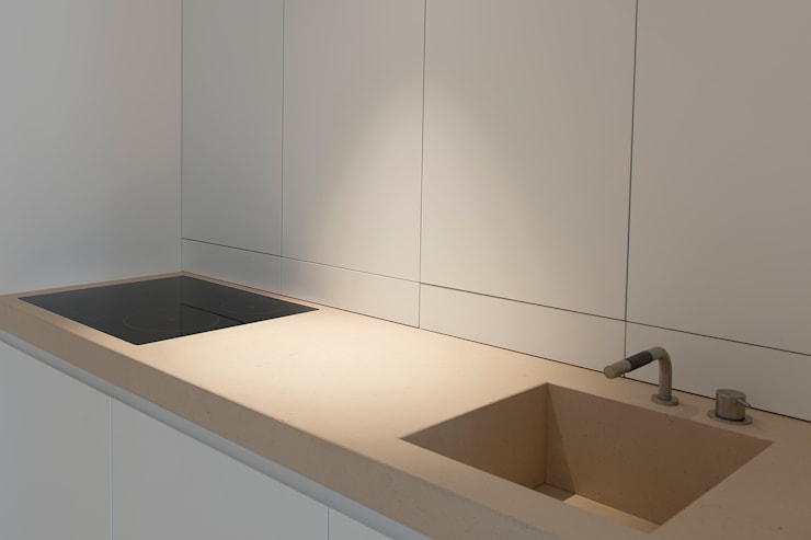 Kitchentop:  Keuken door Jen Alkema architect