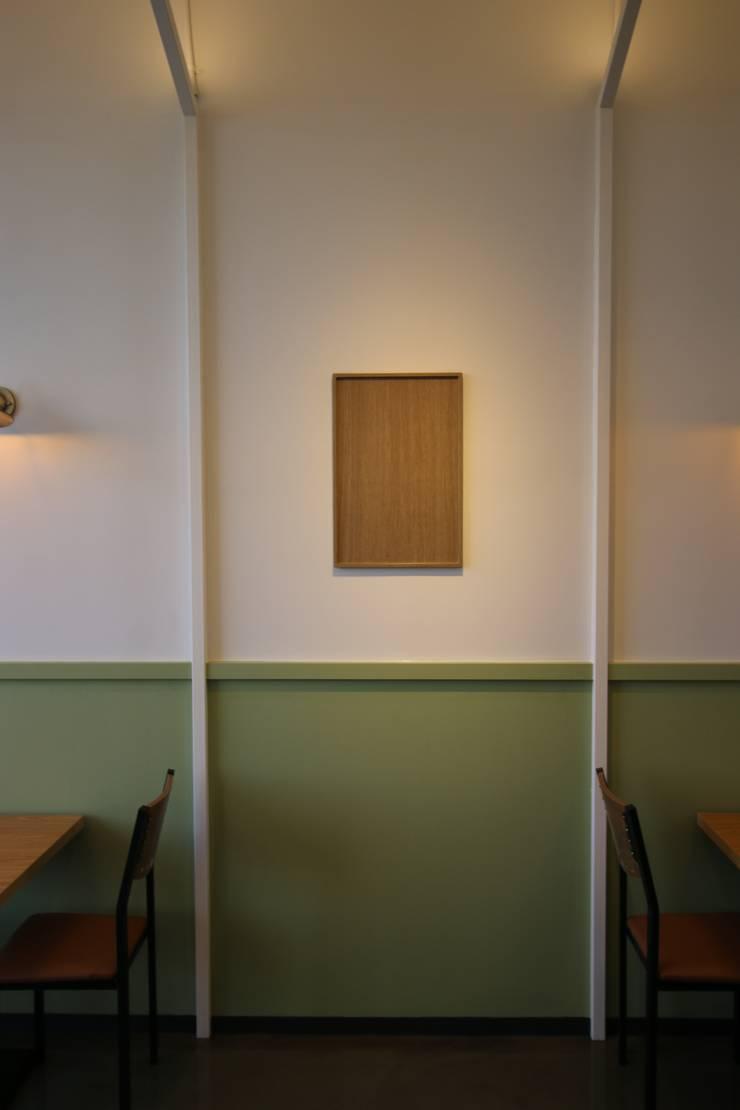 zip bap 집밥: 길 디자인 스튜디오 GIL DESIGN STUDIO의  레스토랑