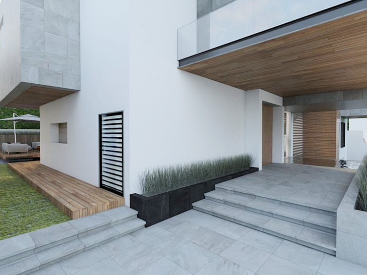 CASA MAYORGA:  de estilo  por emARTquitectura