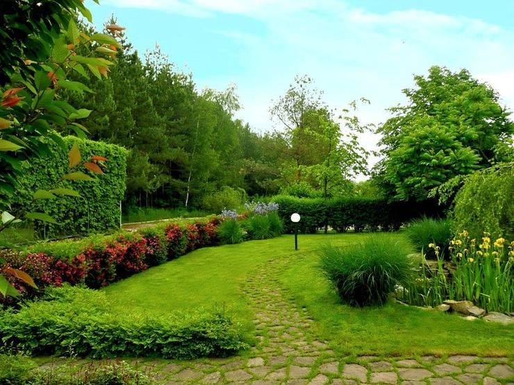 Два в одном: Сады в . Автор – Укр Ландшафт Парк