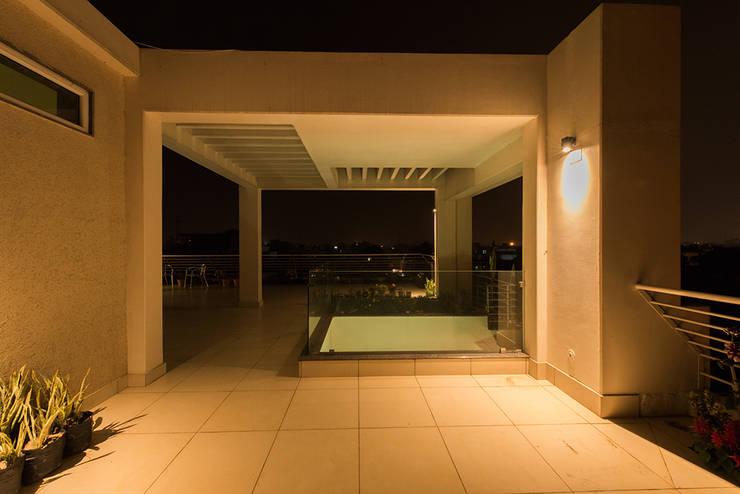 Sanchetna:  Terrace by Ankit Goenka
