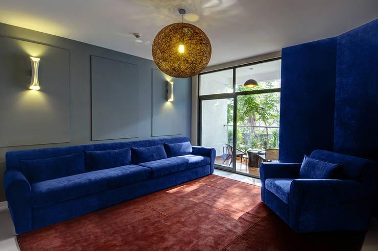 غرفة المعيشة تنفيذ Paolo Ciacci