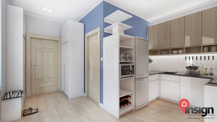 Bt_02: styl , w kategorii Kuchnia zaprojektowany przez InSign Pracownia Projektowa Karolina Wójcik