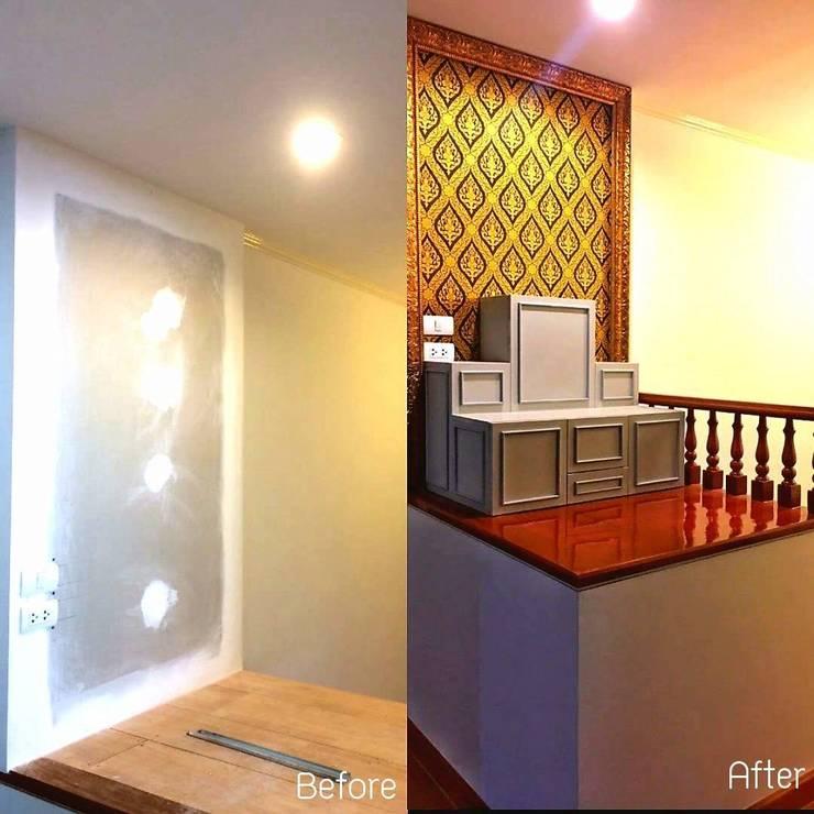 ห้องพระ:   by OA66 Architect