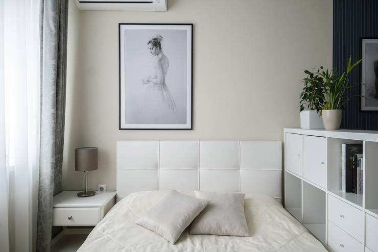 Спальня: Спальни в . Автор – Студия Анастасии Бархатовой