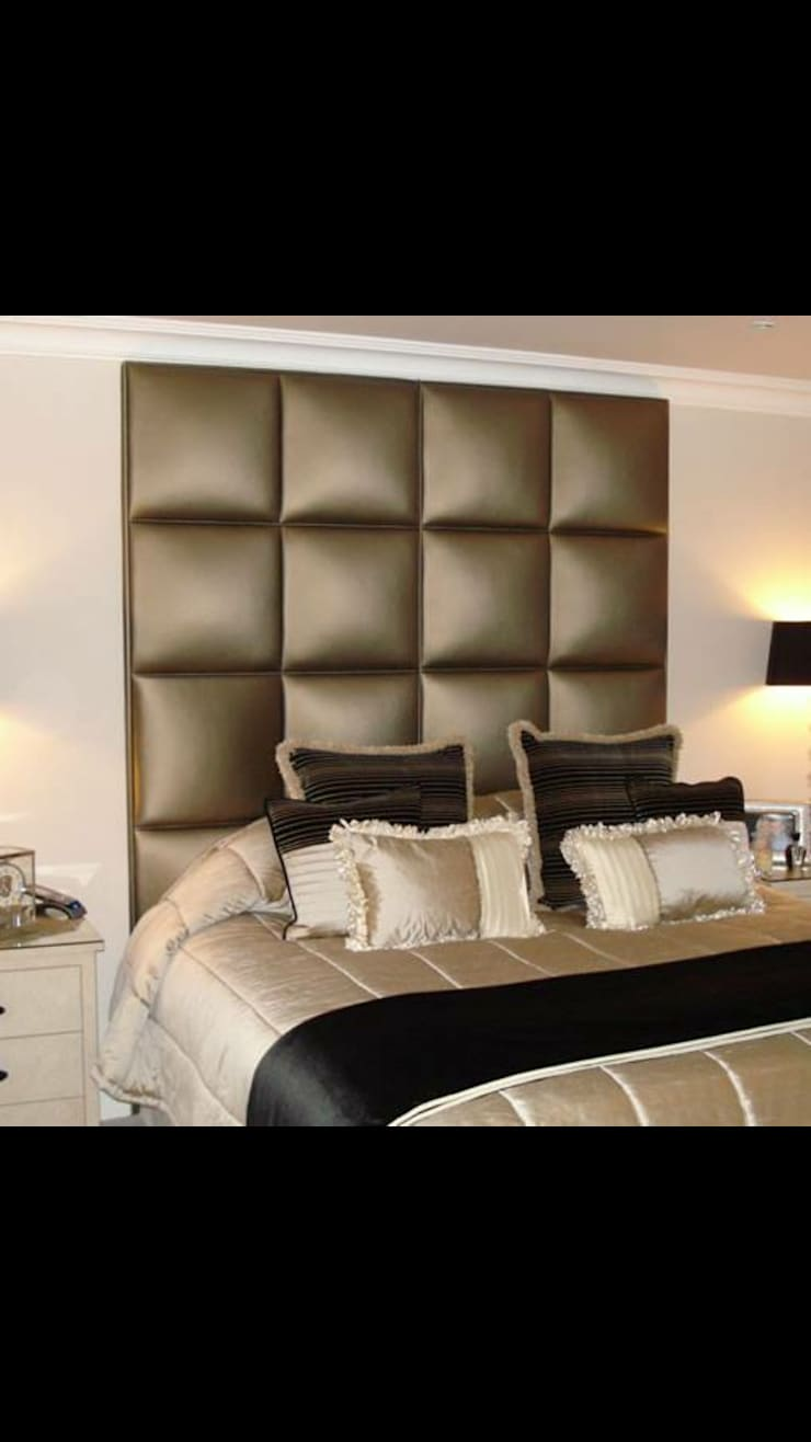 Bedroom by Instyle Decorators
