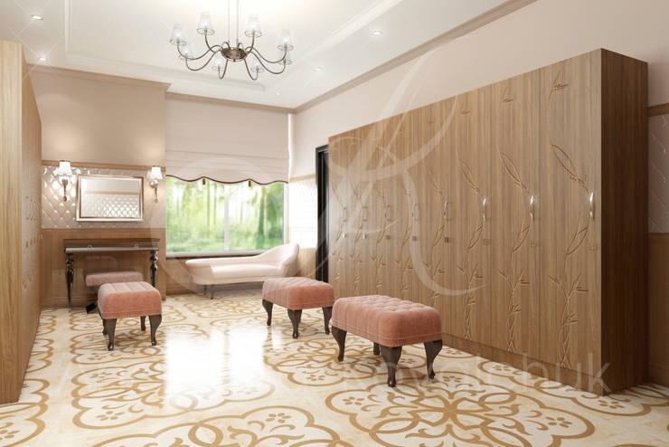 Spa: modern Spa by Design studio by Anastasia Kovalchuk