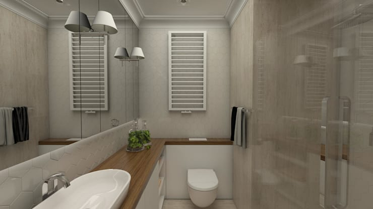 Bathroom by emc|partners