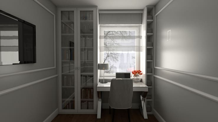 Study/office by emc|partners