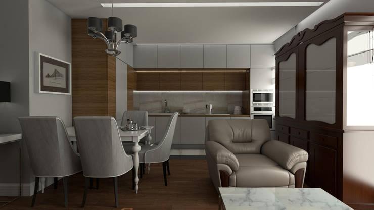 Living room by emc|partners