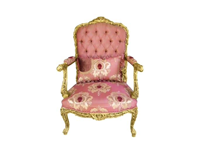 Https Www Regalsofasandinteriors Product Page French Pink Chair Mia Louis Xv Antique Reproduction