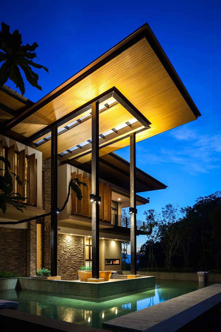 BAAN KHAO YAI :   by LAMOONTA ARCHITECTS,.CO.LTD