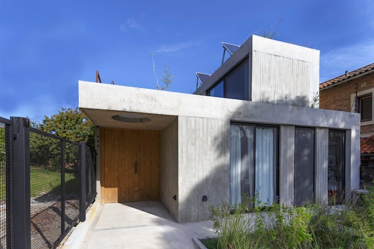 modern Houses by BAM! arquitectura