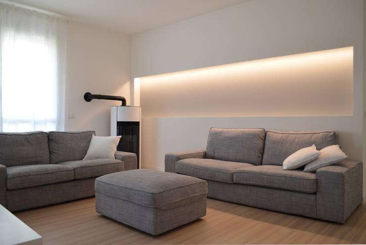 غرفة المعيشة تنفيذ Giacomo Accordi