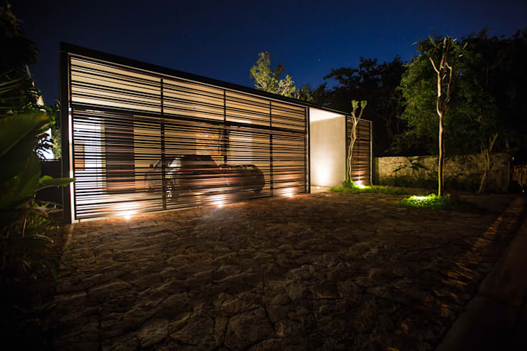 Houses by FGO Arquitectura