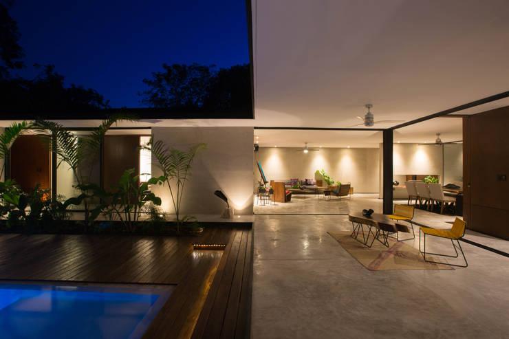 Terrazas de estilo  por FGO Arquitectura