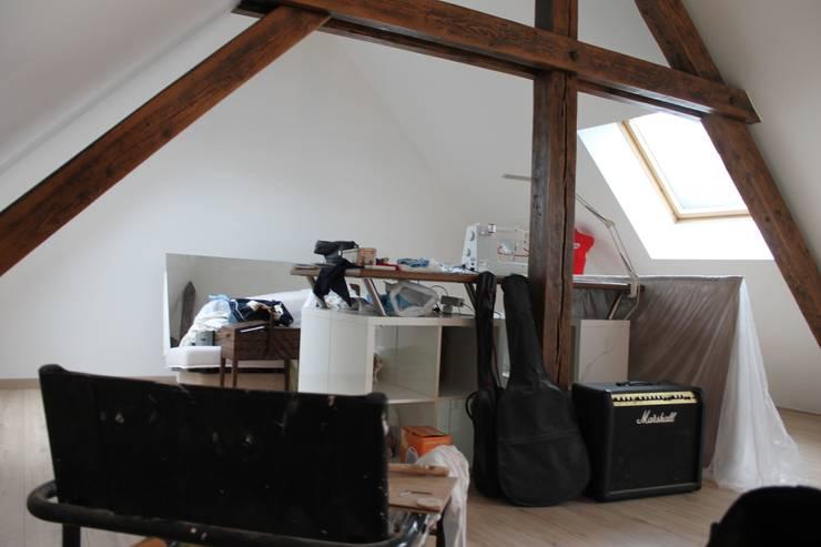 Modern Bedroom by Agence ADI-HOME Modern