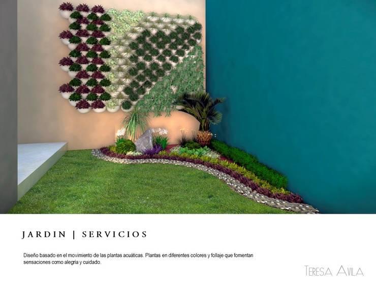 Houses by Interiorista Teresa Avila