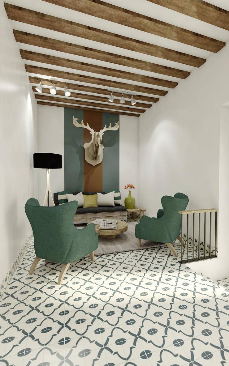 modern Houses by Interiorista Teresa Avila