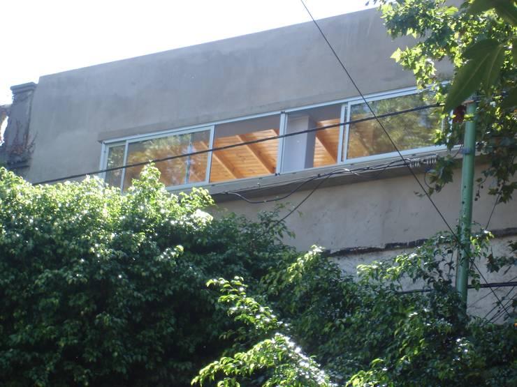 LOFT EN PALERMO: Casas de estilo  por Arquitecta MORIELLO,