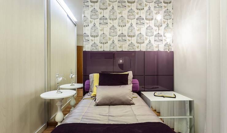 17 kleine Schlafzimmer, die dich inspirieren werden