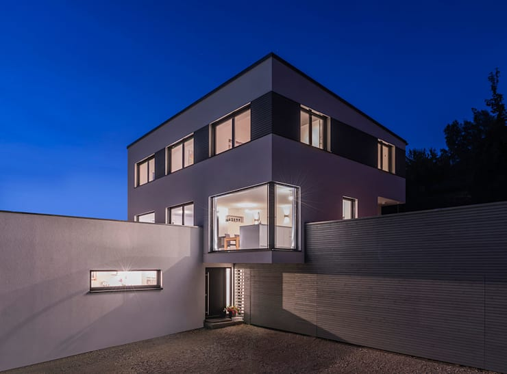 منازل تنفيذ KitzlingerHaus GmbH & Co. KG