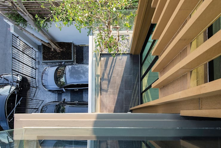 FLEXI LADPRAO 35:   by PAON Architects Co. ,Ltd.