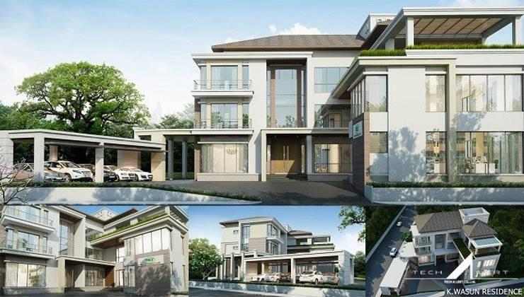 K.Wasun Residence:   by Tech A Lert CO.,Ltd.