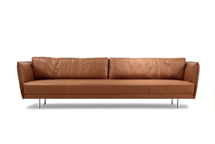 VIC sofa :  Woonkamer door MOOME