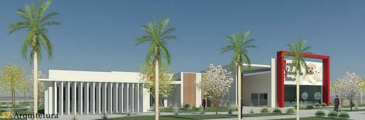 根據 SZ Arquitetura 現代風