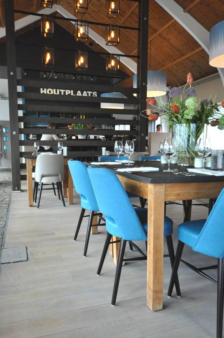 Restyling Horeca:  Gastronomie door Bobarchitectuur