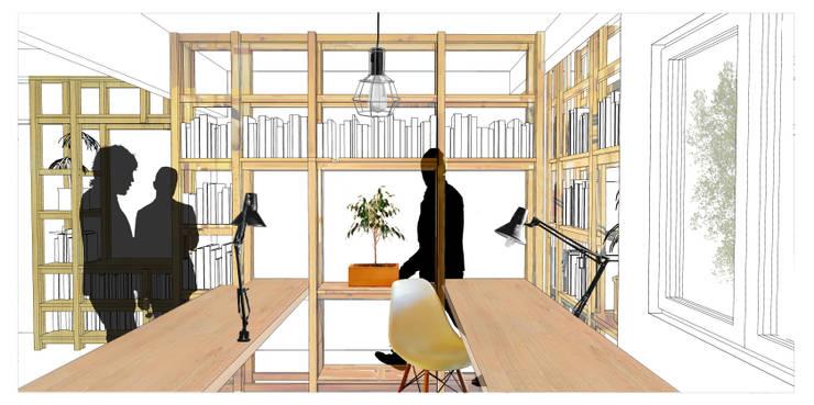 Plataforma Arquitectura: Estudios y biblioteca de estilo  por Taller Independiente - Arquitectura & Diseño
