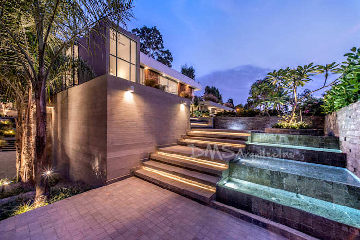 Houses by DMS Arquitectas