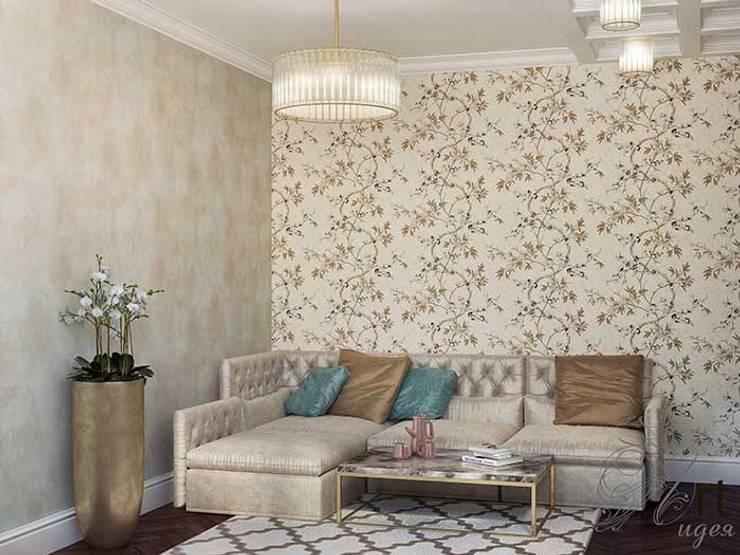 Дизайн интерьера спальни: Спальни в . Автор – Арт-Идея, Минимализм Бамбук Зеленый