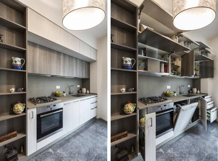مطبخ تنفيذ Elia Falaschi Photographer