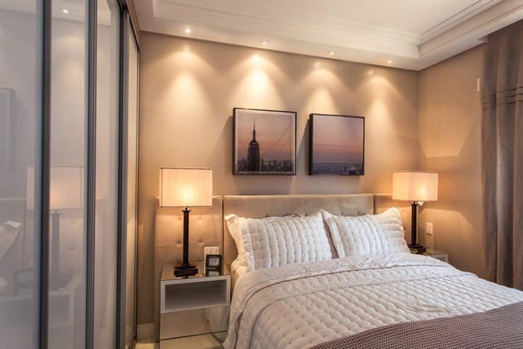 Warme Slaapkamer Ideeen : 22 slimme ideeën voor de kleine slaapkamer