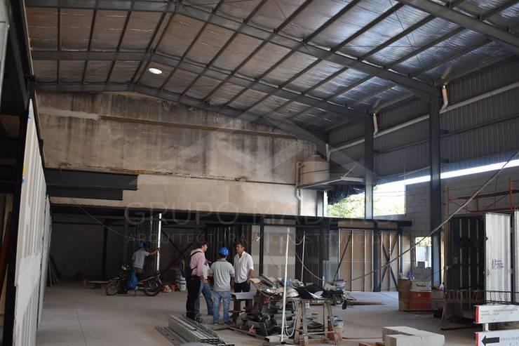 Co-work La Maquinita: Estudios y oficinas de estilo  por Grupo Madero,