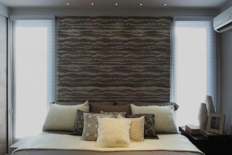 Bedroom by Karinna Buchalla Interiores