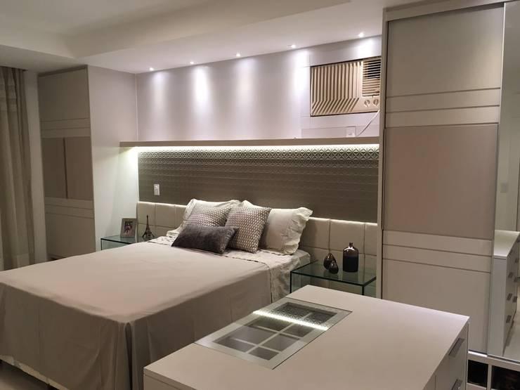 Chambre moderne par NW Arquitetura Moderne