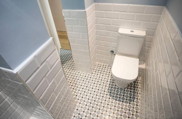 6 ideas modernas de azulejos para tu baño