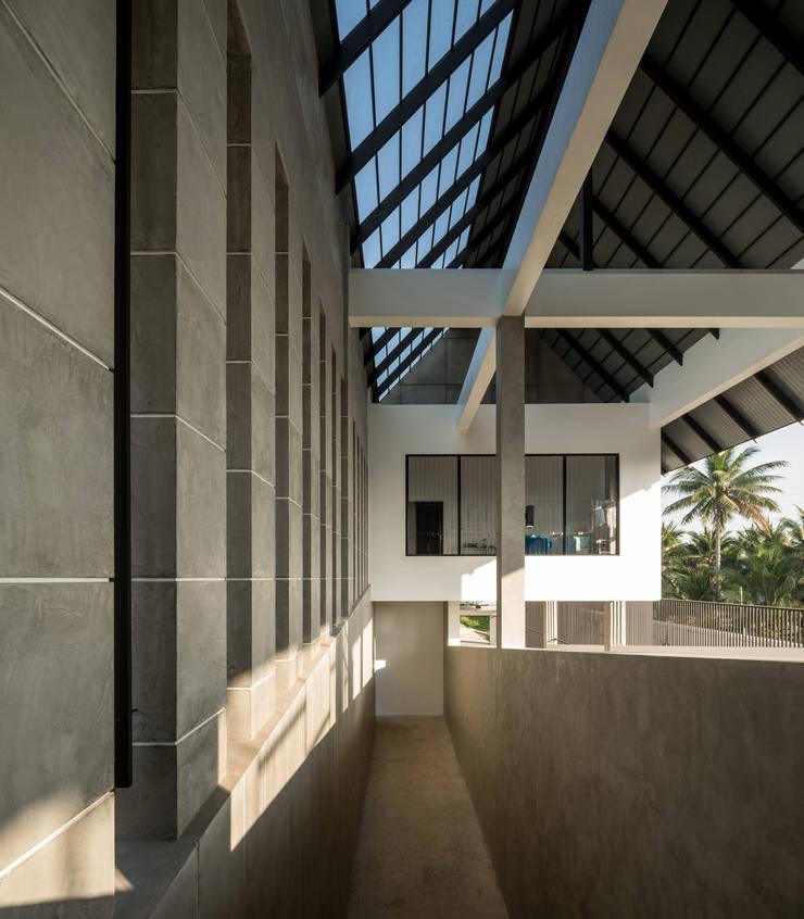 Baan Klang Suan:   by ForX Design Studio
