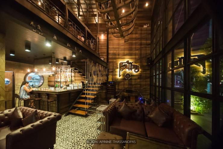 Galley Restaurant:   by klickken
