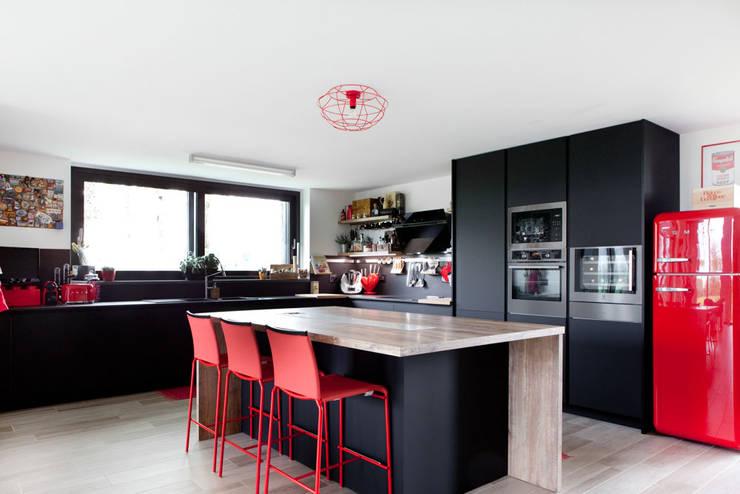 مطبخ تنفيذ Andrea Picinelli