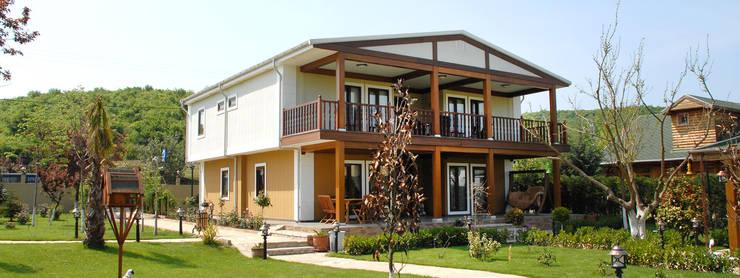 ejemplo: Casas de estilo  por Martha Poveda