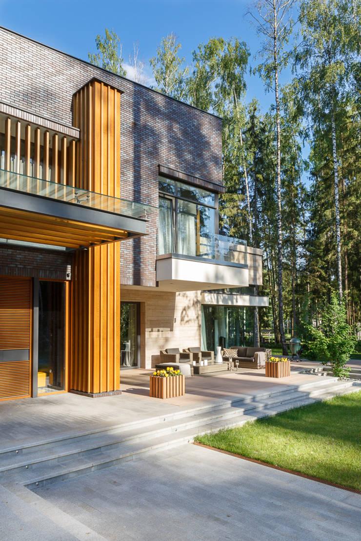minimalistic Houses by Olga Stupenko Design