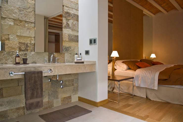 Bathroom by Arquitecta MORIELLO
