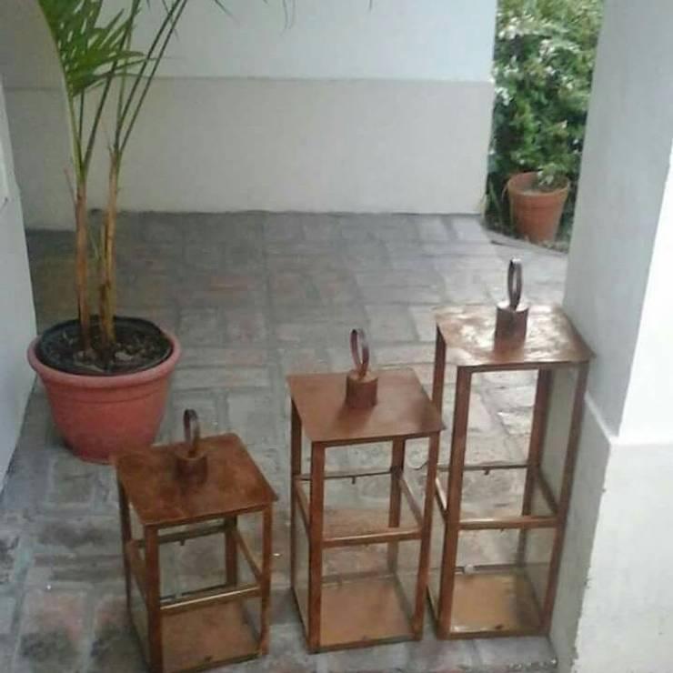 Iluminacion creativa: Jardines de estilo  por Iluminacion creativa.,